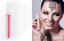 Carmina Cristina makeup line advertising